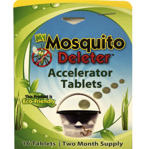 Mosquito Trap Tablets. Mosquito Trap
